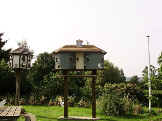 Lavender House Hotel: One of the dove cotes