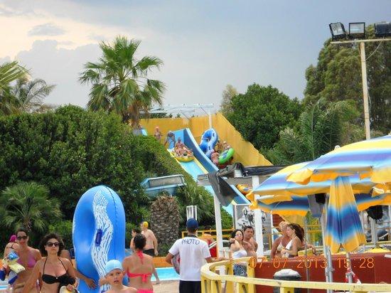 Acquazzurra Park: .