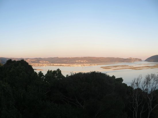 Villa Mulligan: Knysna from the top