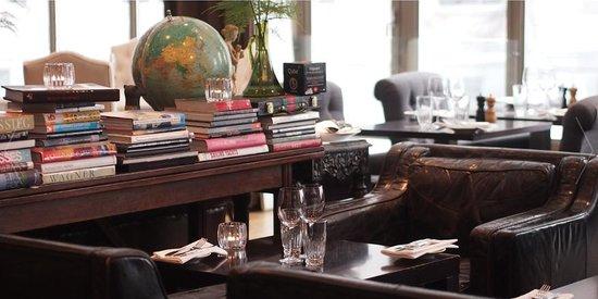 Lydmar Hotel: Cocktail Bar