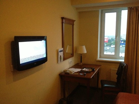 SunFlower Park Hotel: Рабочая зона