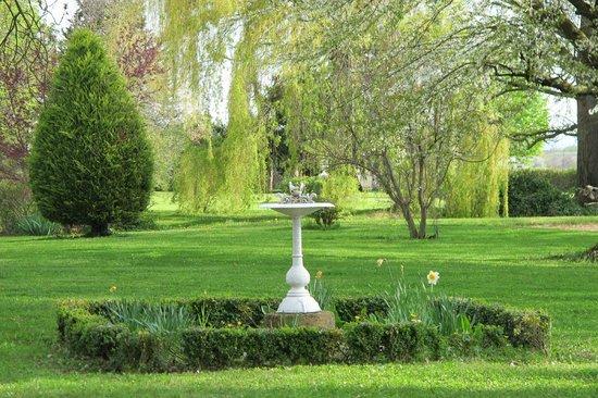 Chateau de la Flechere: Le parc