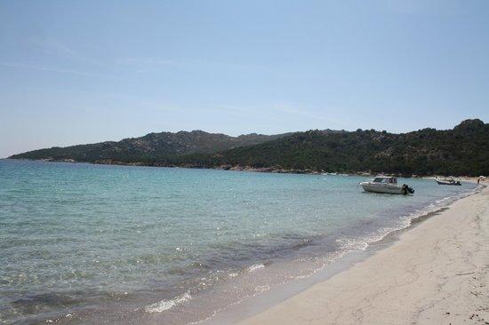 Pitrera Village: Quelques plages à 10mn du camping...