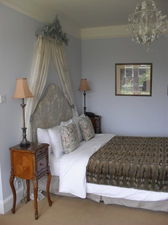 Dinham Hall Hotel: Very comfortable night slept well