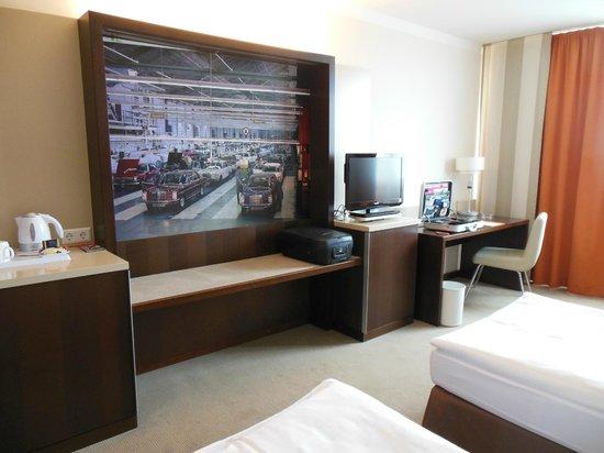 Abacco Hotel: Chambre