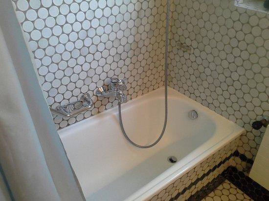 Gästehaus Scheck: Badezimmer