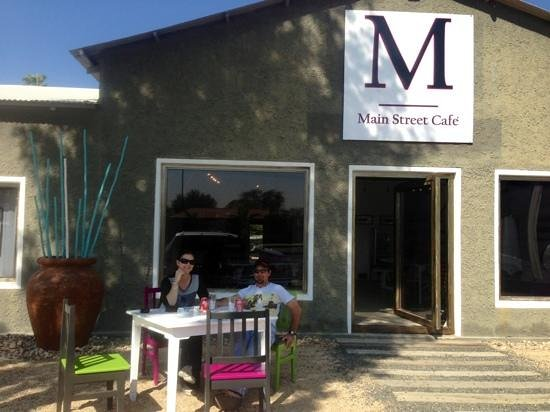 Main Street Cafe: Main Street Café