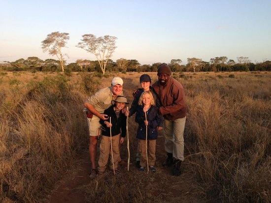 andBeyond Phinda Mountain Lodge: Wonderful people at Mtd Lodge