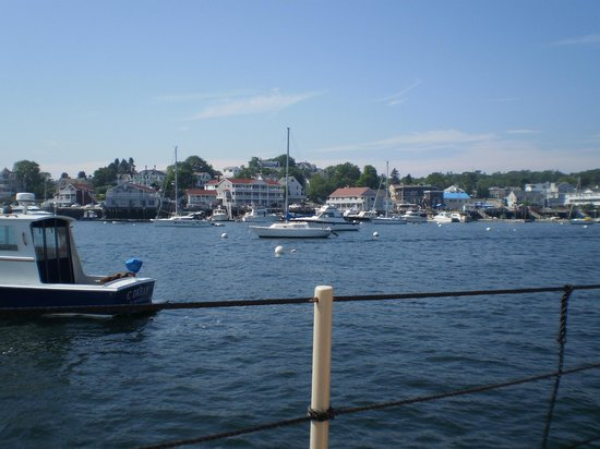 Greenleaf Inn at Boothbay Harbor: Beautiful Boothbay Harbor!