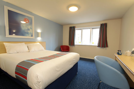 Travelodge London Wimbledon Morden : Double Room
