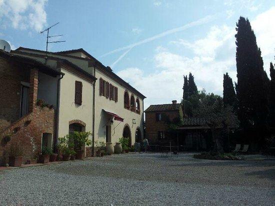 La Bandita Hotel Siena: hotel La Bandita