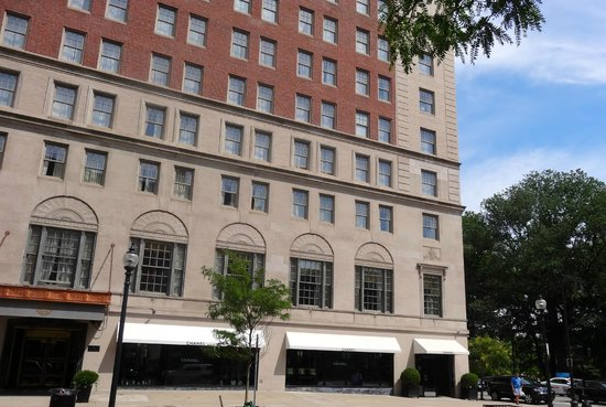 Arlington and Newbury Street- Taj Boston