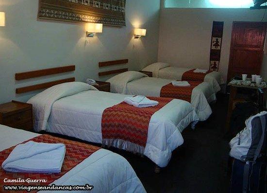 Hotel Royal Qosqo : Quarto aconchegante e confortável