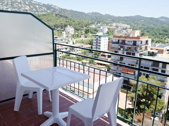 Sun Village : Balcony
