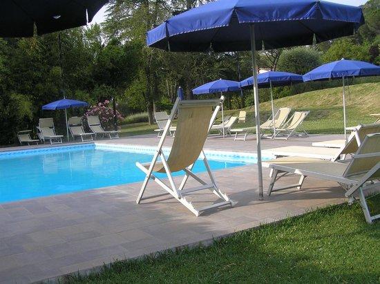 Borgo San Benedetto: Een van de zwembaden