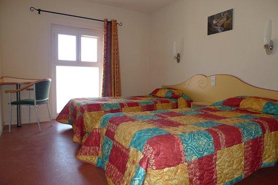 La Demeure Catalane: chambre 2 lits
