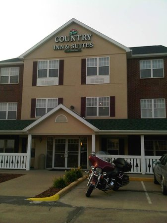 Country Inn & Suites By Carlson, Dubuque: Country Inn & Suites - Dubuque, IA