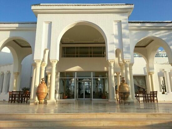 Hotel Golf Beach & Spa: une magnifique entrée