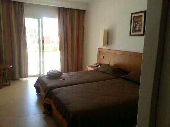 Hotel Golf Beach & Spa: la chambre