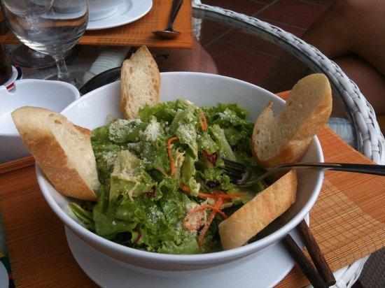Une salade l g re et raffraichissante picture of enjoy for Entree originale et legere