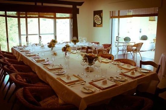 The Fountainhead: wedding breakfast