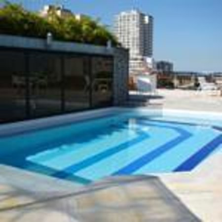 Merlin Copacabana Hotel: For the exclusive use of hotel guests, the Excalibur is located on the top floor