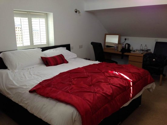 Brook Farm Bed and Breakfast : Lovely spacious room