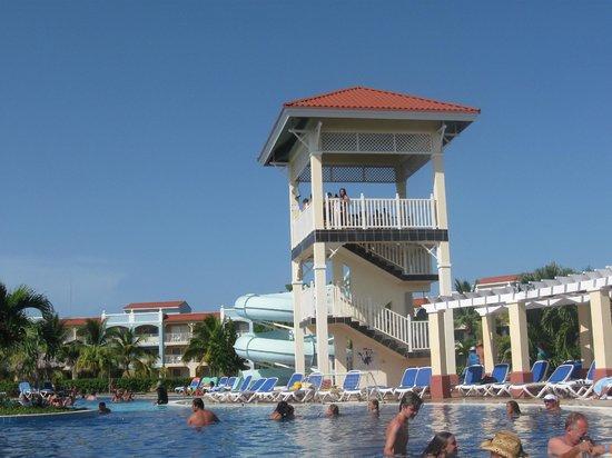 glissade d 39 eau picture of memories varadero beach resort. Black Bedroom Furniture Sets. Home Design Ideas