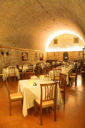 Borgo Antico: Ristorante interno