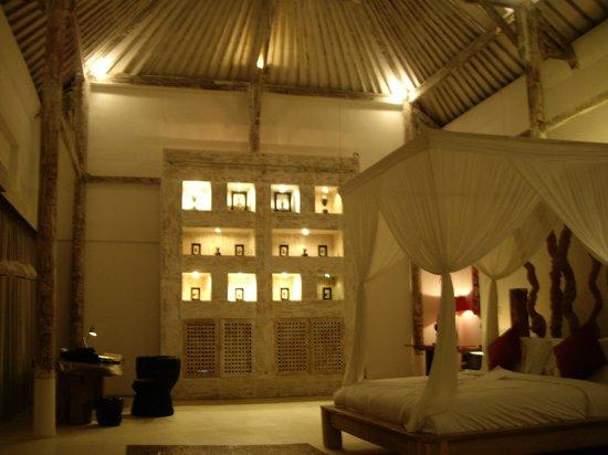 Villa Infinity Bali: Master bedroom