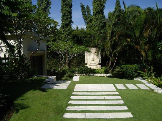 Villa Infinity Bali : Garden feature