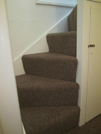 Downlong Cottage Guest House: Stairs (steep)