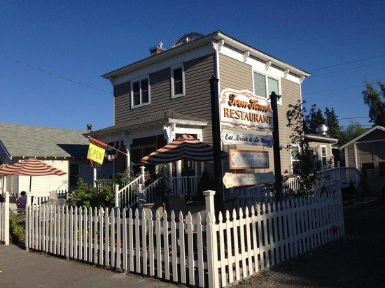 Townhouse Restaurant, Goldendale - Restaurant Reviews