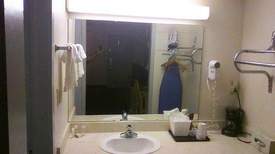Howard Johnson Valdosta: Bathroom