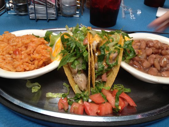TIA Sophia's: Tacos too