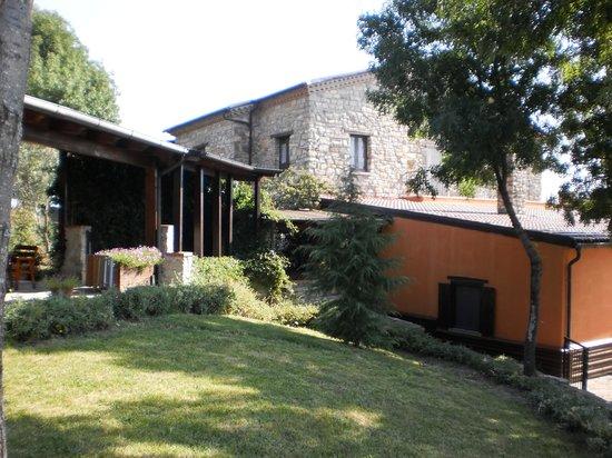 La Foresteria di San Leo : camere