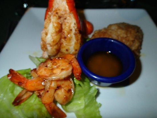 Spring Garden Seafood & Steakhouse: Seafood Platter at Spring Garden