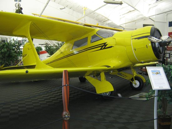 Bird Aviation Museum & Invention Cente