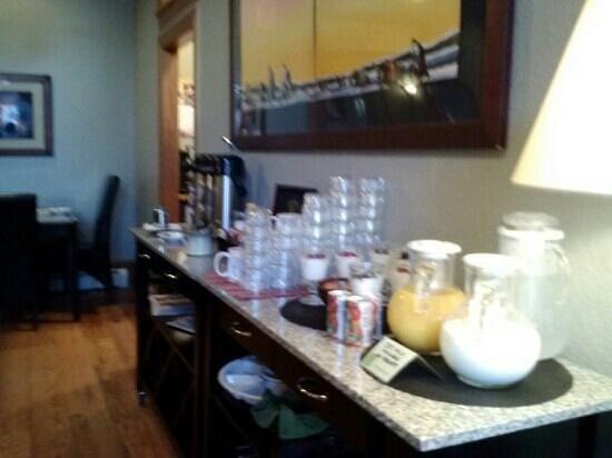 The Bradley Boulder Inn: drinks
