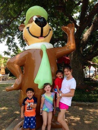 Yogi Bear's Jellystone Park North Texas: Yogi!