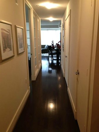 AKA White House: Hallway from bedrooms