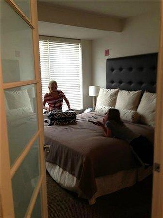AKA White House: Bedroom one