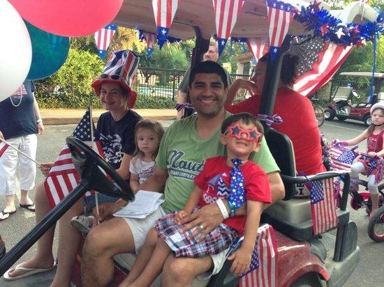 Yogi Bear's Jellystone Park North Texas: Fun times!