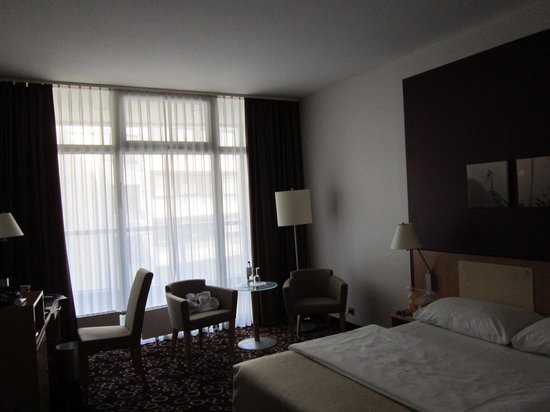 Mercure Hotel Dortmund City : bedroom
