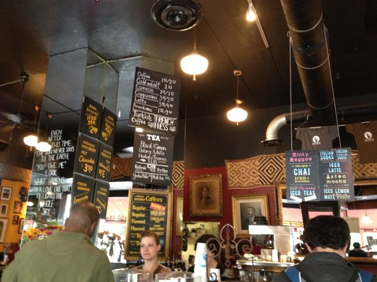 Java's: Quirky and authentic
