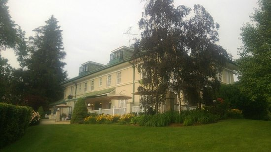 Belvedere Inn & Restaurant: the Inn
