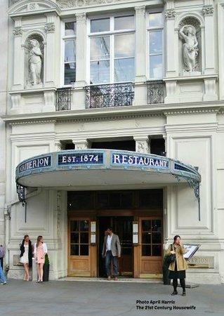 Savini: The Criterion, Piccadilly, London