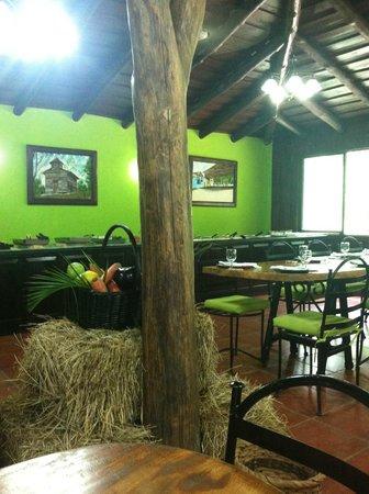 Buena Vista Lodge&Adventure: another restaurant