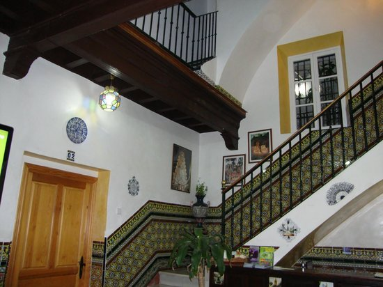 Hostal Atenas : Reception