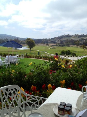 Omni La Costa Resort and Spa: View of golf course
